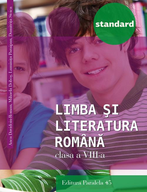 limba_romana_standard_cls8_Roman_2016_coperta1