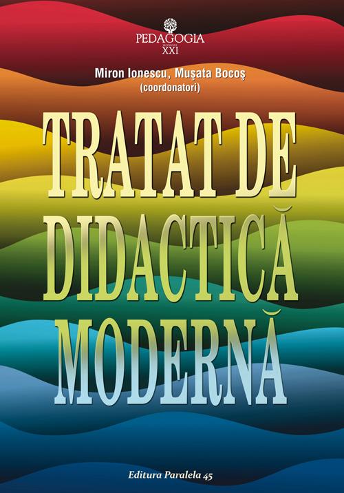 tratat_de_didactica_moderna_Bocos_2017_coperta1