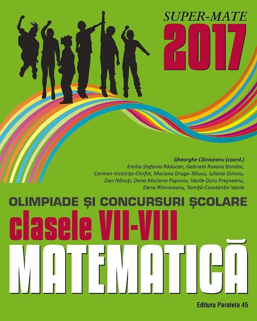 olimpiade VII-VIII I